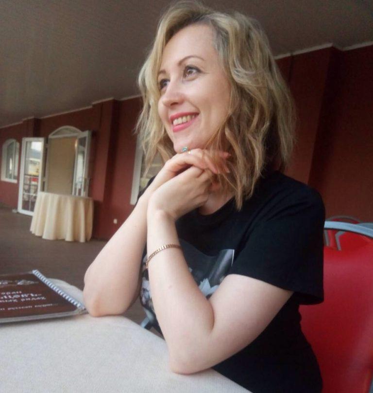 Ушакова Марина