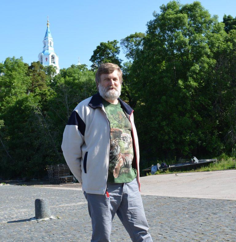 Никешин Сергей