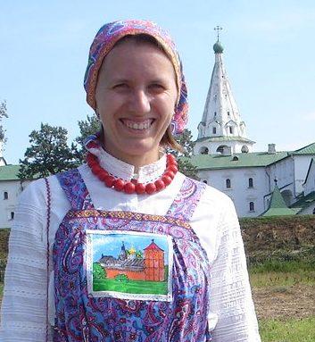 Чеснокова Марина